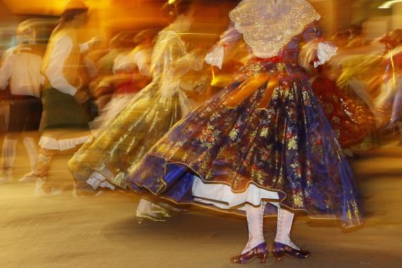 Danses. Festes de Sant Vicent Martir
