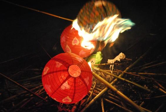 Sant Vicent Martir Lantern