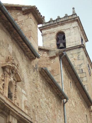 Iglesia de Sant Bertomeu
