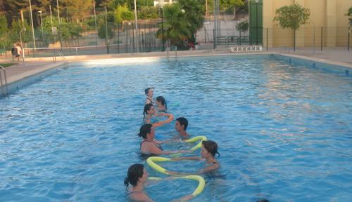 Aquaerobic