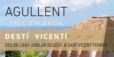 Año Jubilar Vicentino en Agullent