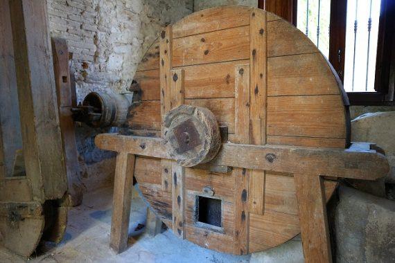 molí fariner Agullent